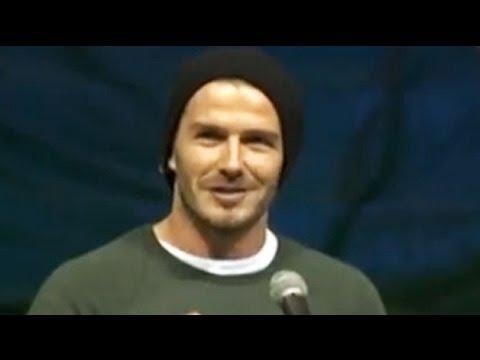David Beckham bids farewell to LA Galaxy after six year stint
