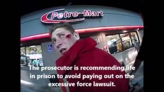 Columbia MO Police Brutality
