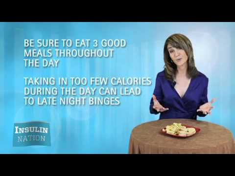 Janice Baker on Avoiding Nighttime Eating