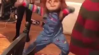 Lil Chucky Dances to Lil Baby - Freestyle