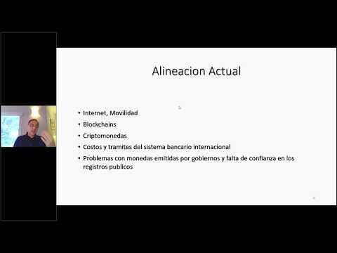 Se inicia serie de webinars sobre blockchain y criptomonedas