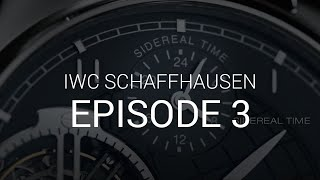 IWC Schaffhausen - The Man's Guide to Haute Horlogerie, Episode 3: The Portuguese Sidérale Scafusia