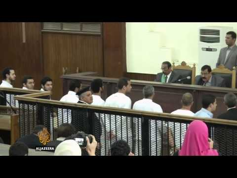 Al Jazeera staff to face Cairo court in retrial