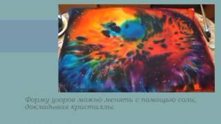 Власова Мария Свободная роспись 2015г.