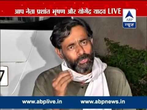 AAP is talking like BJP, Congress: Yogendra Yadav