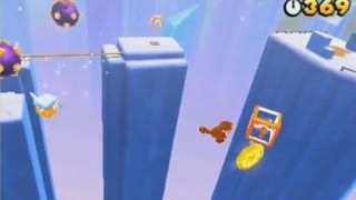Super Mario 3D Land Any% in 55:17 (Former World Record)