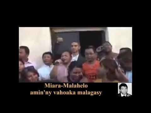 Andry Rajoelina miara-ory amin'ny vahoaka 28 02 2015