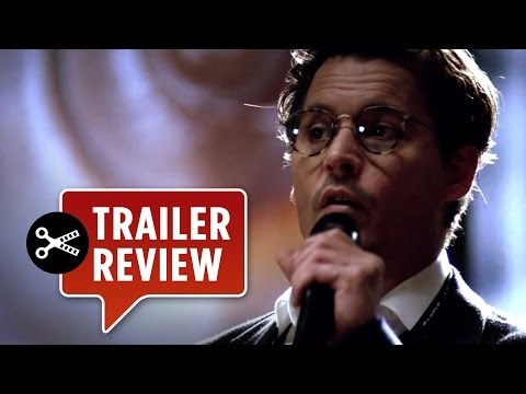 Instant Trailer Review : Transcendence Trailer #2 (2014) - Johnny Depp Sci-Fi Movie HD
