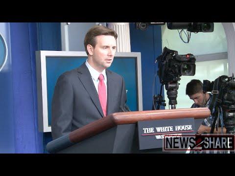 Josh Earnest Discusses Obama Impeachment
