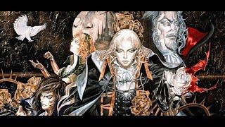 Castlevania SOTN - cap.8 - El quinto boss y la transformación en niebla