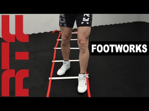 Mysterious Footworks Details