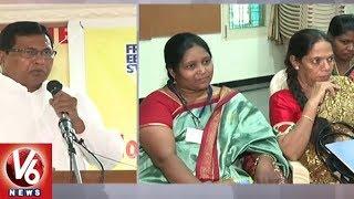 Telangana Congress Demands Migrant Labour And NRI Welfare Act
