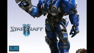 Вечер в StarCraft 2.