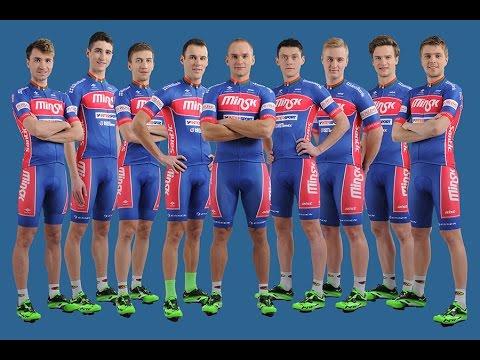2016 Minsk Cycling Club Continental team presentation
