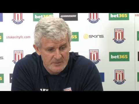 Mark Hughes West Ham Press Conference | FULL