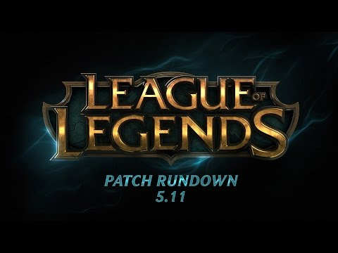 Patch Rundown 5.11 – Diversity Rules