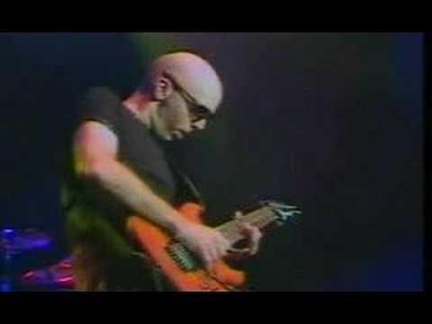 Joe Satriani - Mindstorm LIVE 16-07-2002 Heineken Music Ha