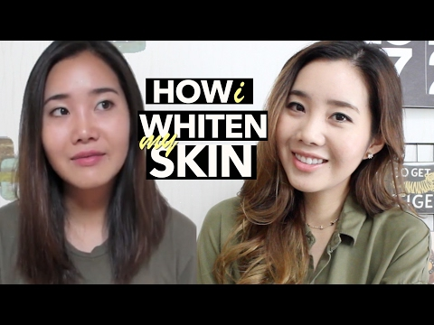 How Korean Skincare Brightened Up My Skin Tone - YouTube