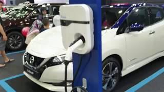 2019 Nissan Leaf Full Walkaround | EvoMalaysia.com