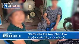 """Hà Nội: """"Quan tài bay"""" tung hoành, TTGT và CSGT huyện Phúc Thọ ở đâu?"""
