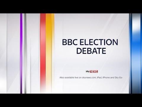 BBC Election Debate Live | UK Election 2015 | Sky News