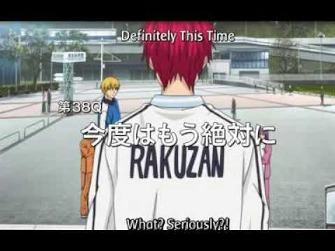 {Kuroko no Basuke S2}- Episode 13 (38) Preview -- Definitely This Time