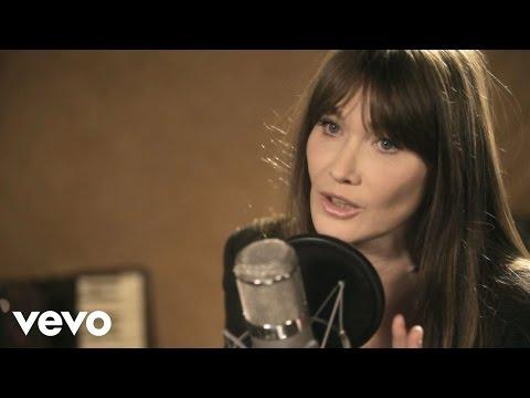 Carla Bruni – J'Arrive A Toi (Live Acoustique)