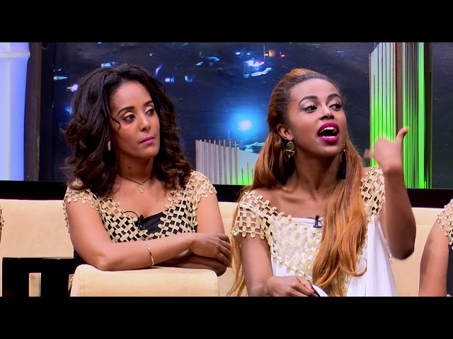 Seifu on EBS:  Interview With Endegna Music Groups P1