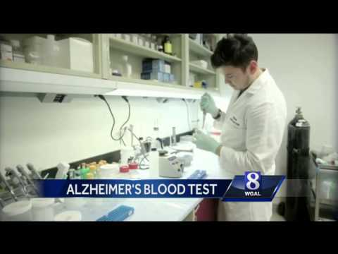 8 On Your Side: Simple blood test predicts development of Alzheimer's