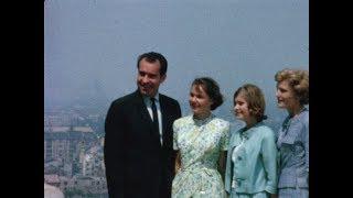 Nixon Family Films: Switzerland, Hungary, July 14-16, 1963