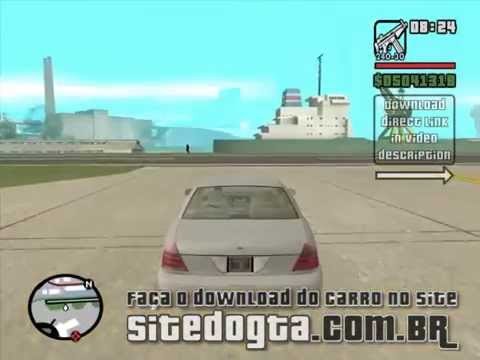Carro Ford Crown Victoria 2003 para o GTA San Andreas