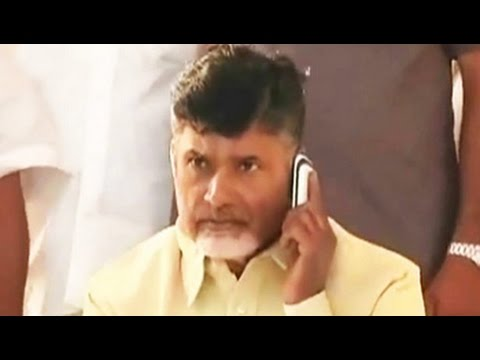 Cash-for-vote case: Andhra Pradesh Chief Minister Chandrababu Naidu in alleged call controversy