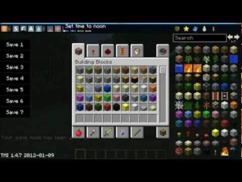 Too Many Items Minecraft 1.5.2 Installation Tutorial + Mod Review