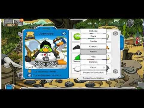 ¡Codigo Reutilizable De Club Penguin! 2013