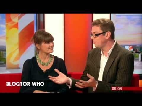 Sophie Aldred talks Peter Capaldi
