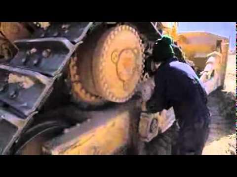 Makkah Madina Railway Link Construction Overview -- Saudi Arabia video