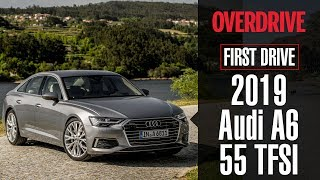 2019 Audi A6 | First Drive | OVERDRIVE