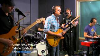 Watch Umphreys Mcgee Made To Measure video