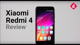 Xiaomi Redmi 4 (3GB/32GB) - Unboxing & Review | Digit.in