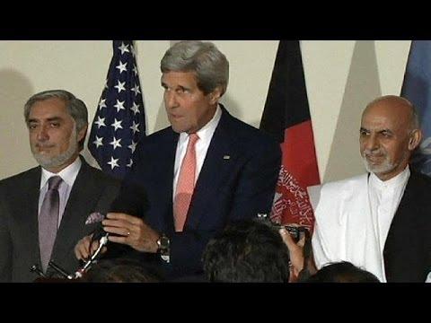 Wahlkrise in Afghanistan: Kerry vermittelt erfolgreich