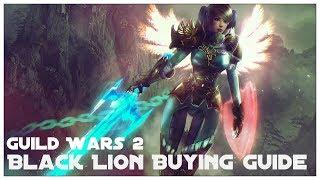 Guild Wars 2 - Black Lion Buying Guide