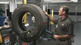 Bandag Retread Shop Tour