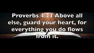 Proverbs 4:23 Part 2 - Passion Killer - People