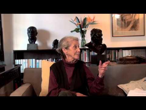 Nadine Gordimer im Gespräch mit Christiane von Korff