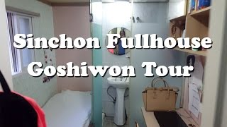 Sinchon Fullhouse Goshiwon Tour