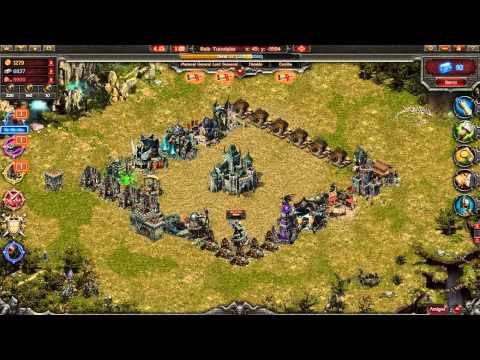 Como jugar Al Stormfall Age of War Para Casi Novatos