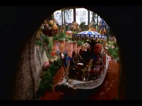 Charlie And The Chocolate Factory Train