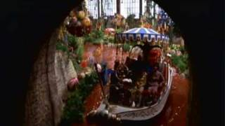 The Tunnel Scene from Willy Wonka & the Chocolate Factory