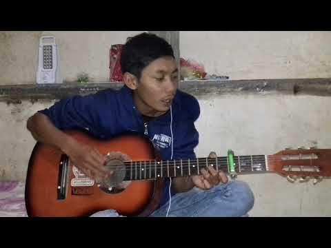 Cover Gitar Ayah Ku Kirimkan Doa