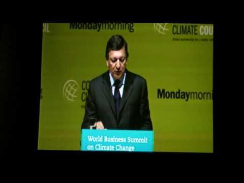 Jose Manuel Barroso, President of European Commission